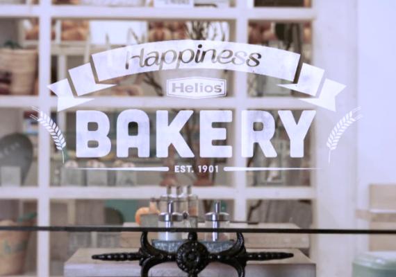 Happiness Bakery // Helios es vida